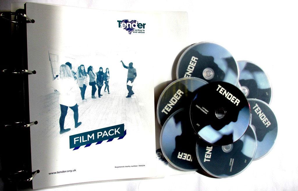Image of Tender Film Pack