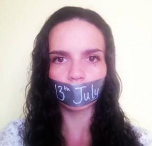 Julia's Ten Hour Silence!