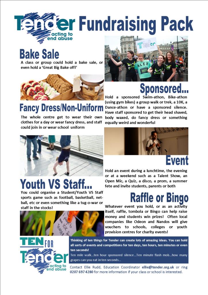 School Fundraising Pack Website Back