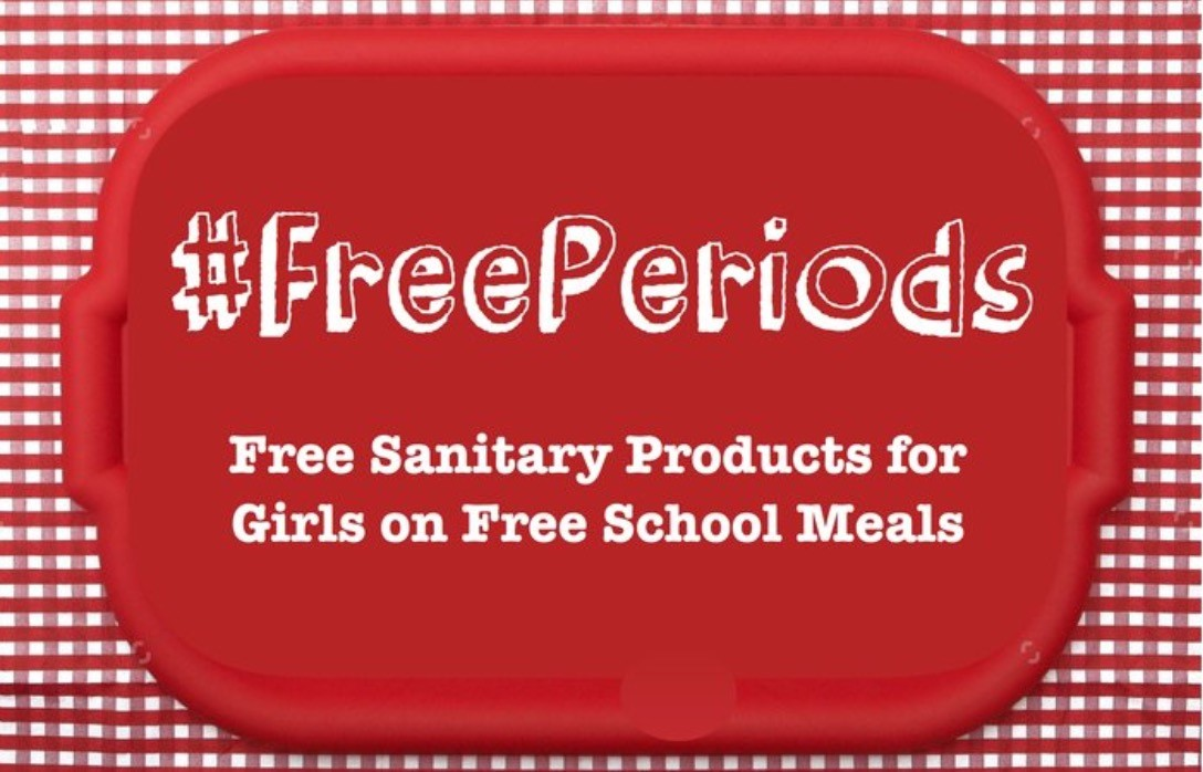 An interview with #FreePeriods campaigner, Amika George